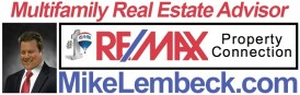 Mike Lembeck Multifamily Real Estate Advisor