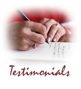 Mike Lembeck Testimonials