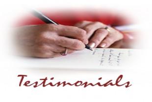 Testimonials - mikelembeck.com